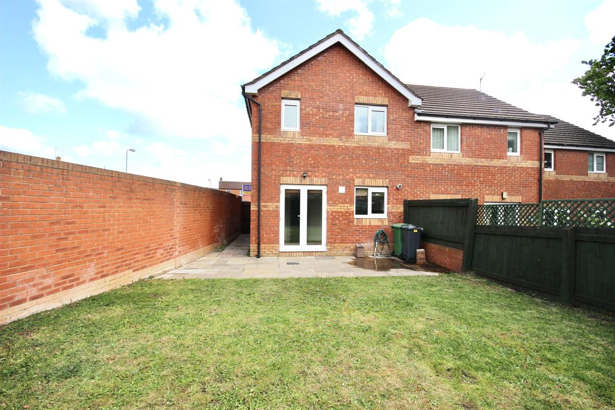 Bedwas Close, St. Mellons, Cardiff