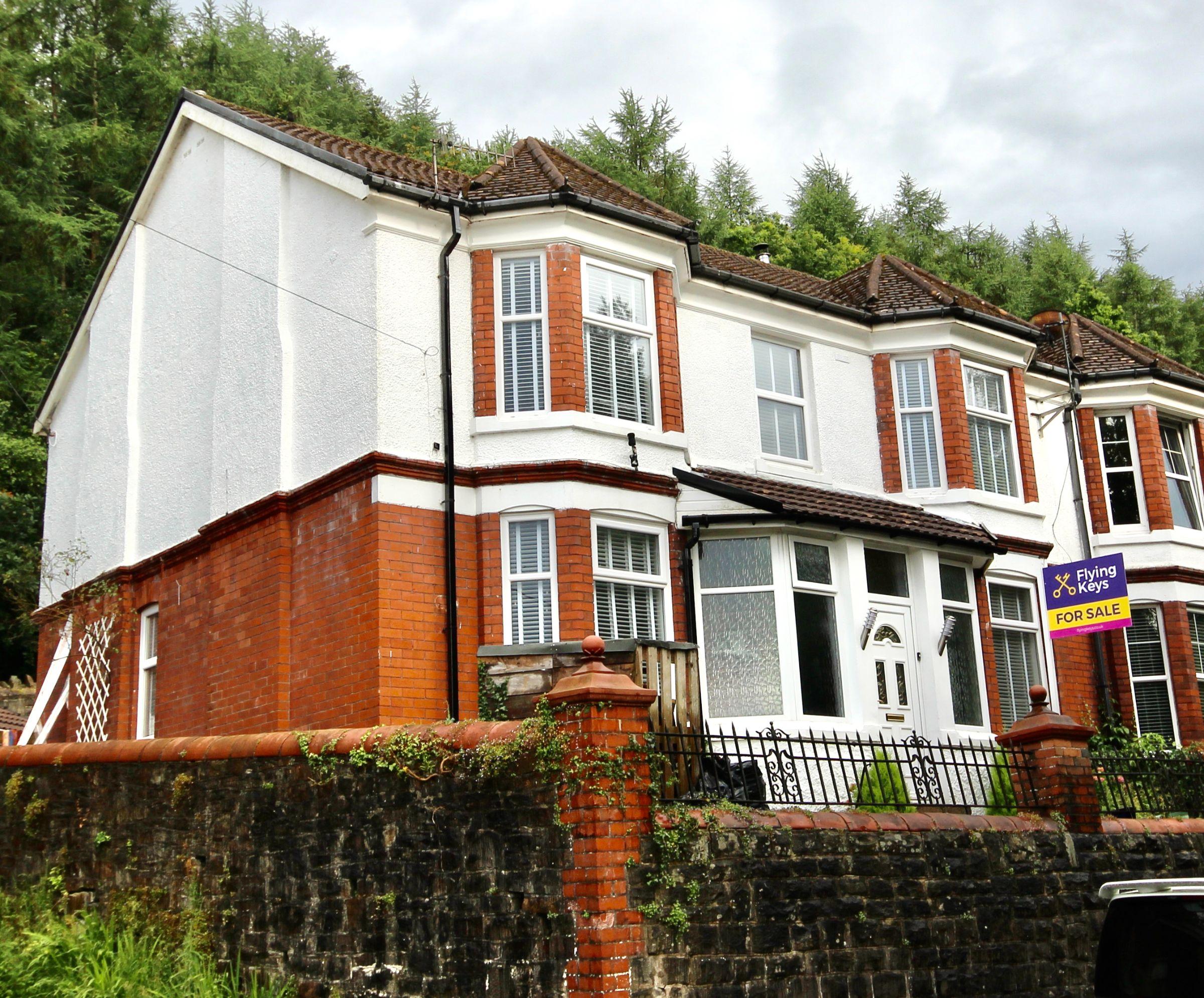 Troed Y Bryn,  Graig Road, Newbridge, Newport