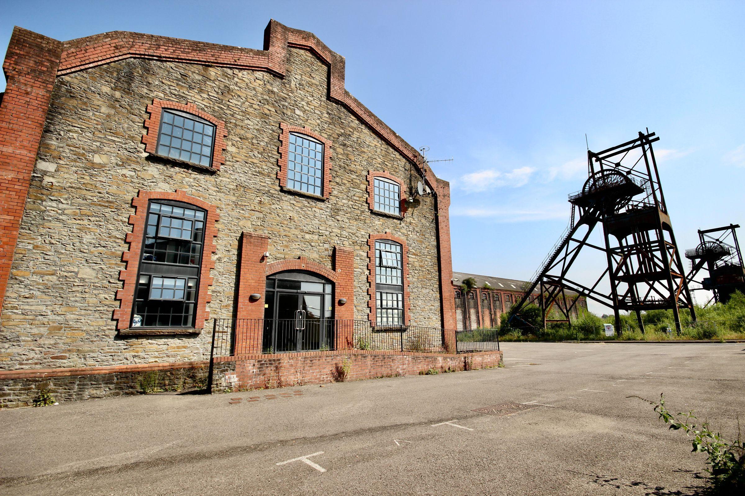 The Great Engineering Building, Winding Wheel Lane, Penallta, Hengoed