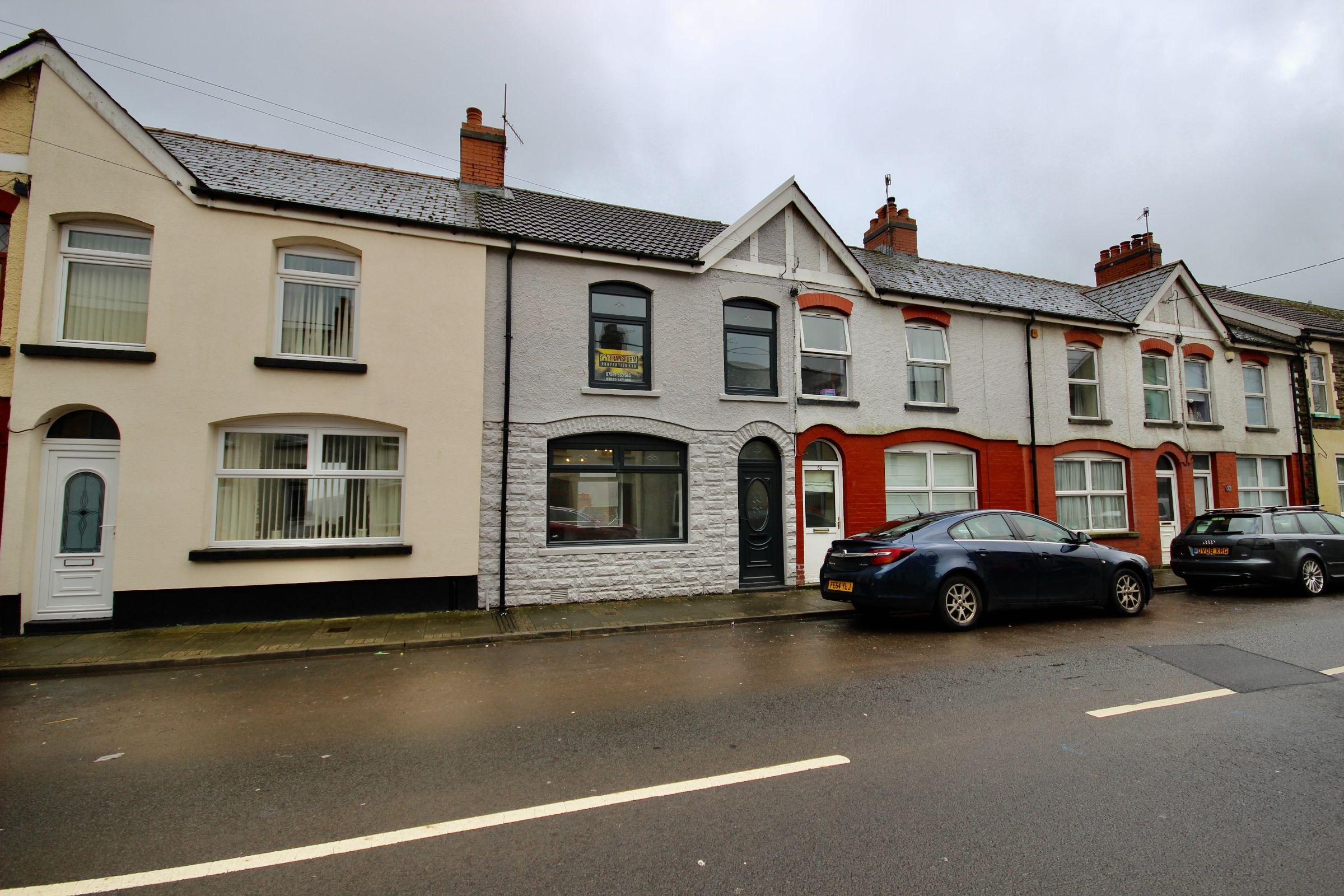 Charles Street, Abertysswg, Rhymney, Tredegar